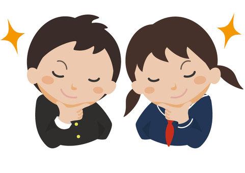 Junior High School students (Kirari)