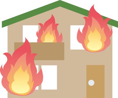 Fire (housing)