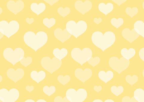 Hearts background seamless pattern