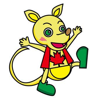 Canada kangaroo 1