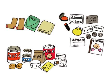 Disaster prevention goods 08