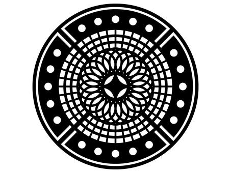 둥근 디자인