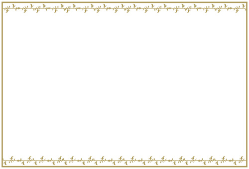 Antique frame frame Background material Luxury