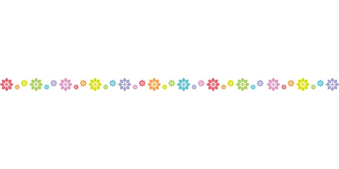 Simple line colorful 4