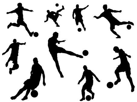 Soccer_Silhouette 2