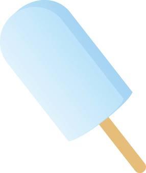 Ice lolly, ice cream