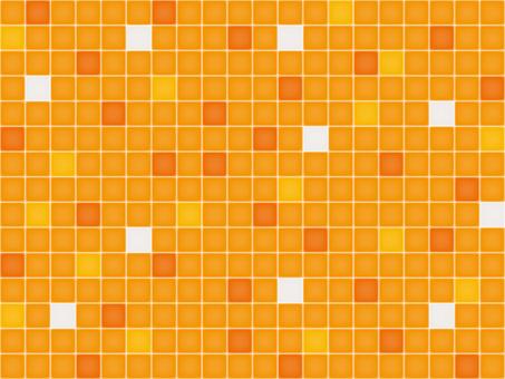 Wallpaper Tile Orange