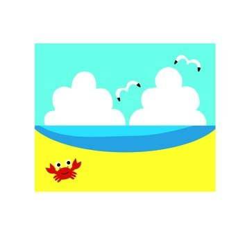Beach bath icon 3