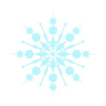 Xmas - Snow Crystal 02