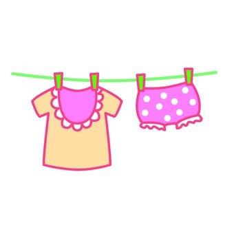 Children's laundry