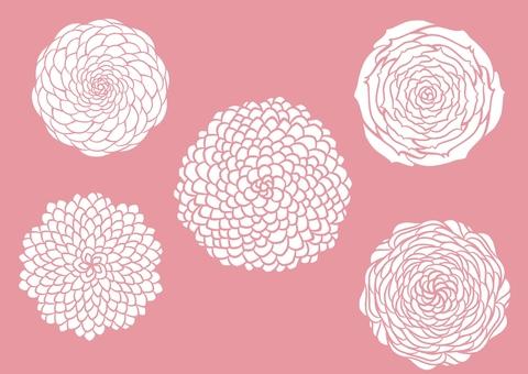 Japanese style illustration