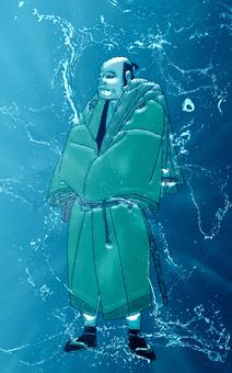 二世嵐竜蔵の寺岡平右衛門 ver水