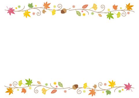 Fall image material 19