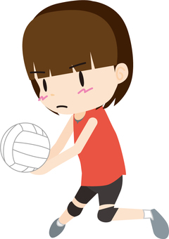 Volleyball (receive)