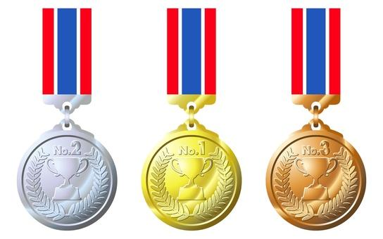 Medals - 002
