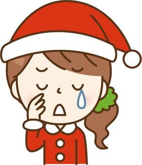 Sad sad woman