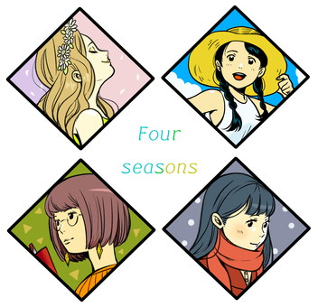 Four seasons women