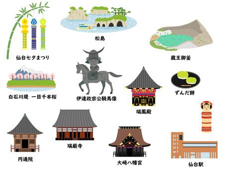 Miyagi Tourist Attractions
