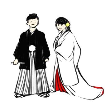 Wedding (Kimono)