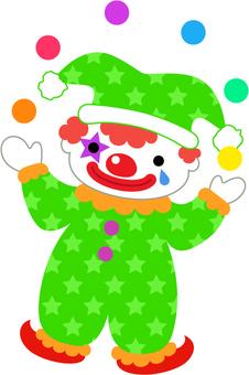 Clown_Juggling