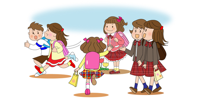 Elementary school / junior high school student