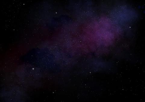 별이 빛나는 하늘