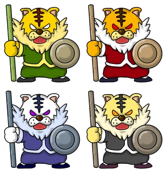 Tiger's character