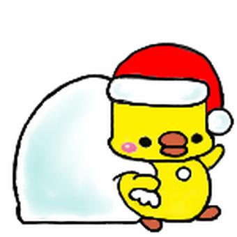 HIYOKO-chan Santa