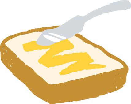Butter toast 2