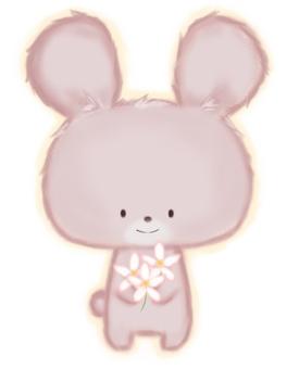 Koumumi和花束