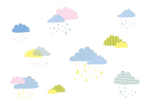 Nordic handle (cloud)