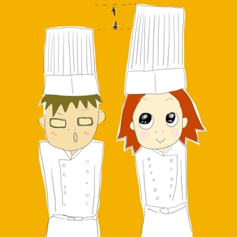 The chef is you