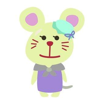 Grandmother's rat