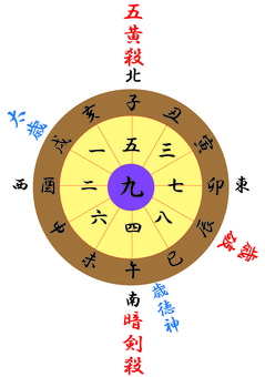 2018 (Wu Xu) Year Jiuxing 구성