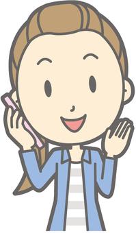 Pompa - smart talking - bust