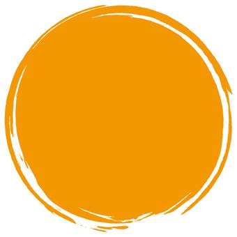 Brush brush e_ orange _ cs