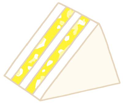 Sandwich · egg sand