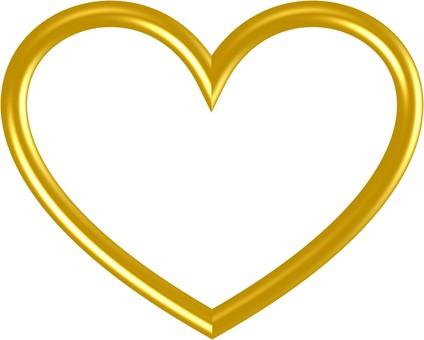 Heart (Gold)