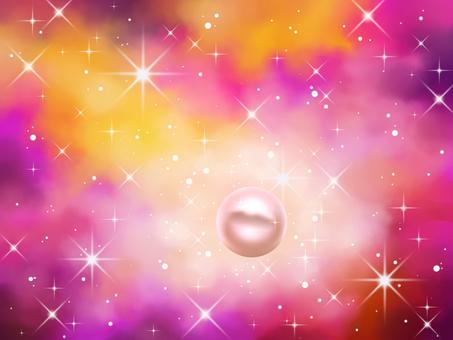 핑크 펄과 은하