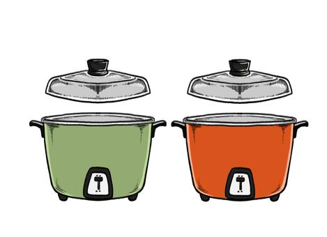 Taiwan rice cooker