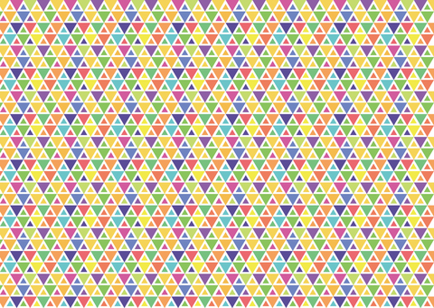 Triangular pattern