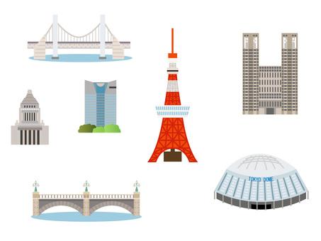 도쿄의 관광지 ③