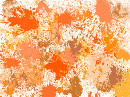 Paint / Orange / Background