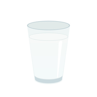 Simple water cup