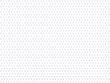 Polka dot background / hand-drawn style · Purple (white background)