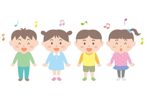 어린이 노래 발표회