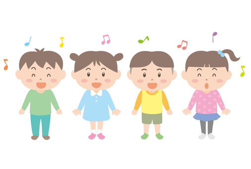 Recruitment of children's songs