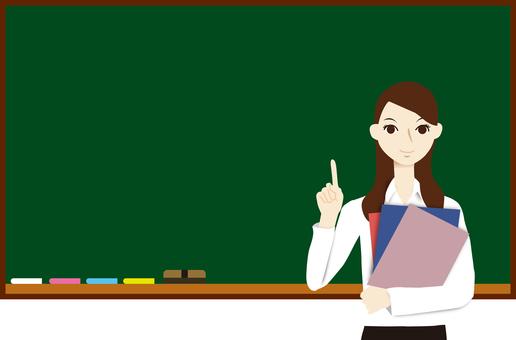 Mr. teacher