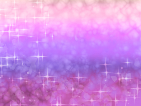 Background and glittering (pink)