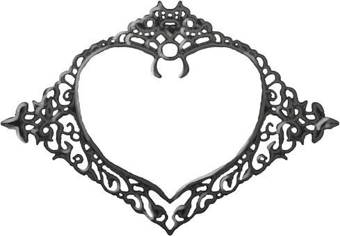 Gothic Plate (Black)
